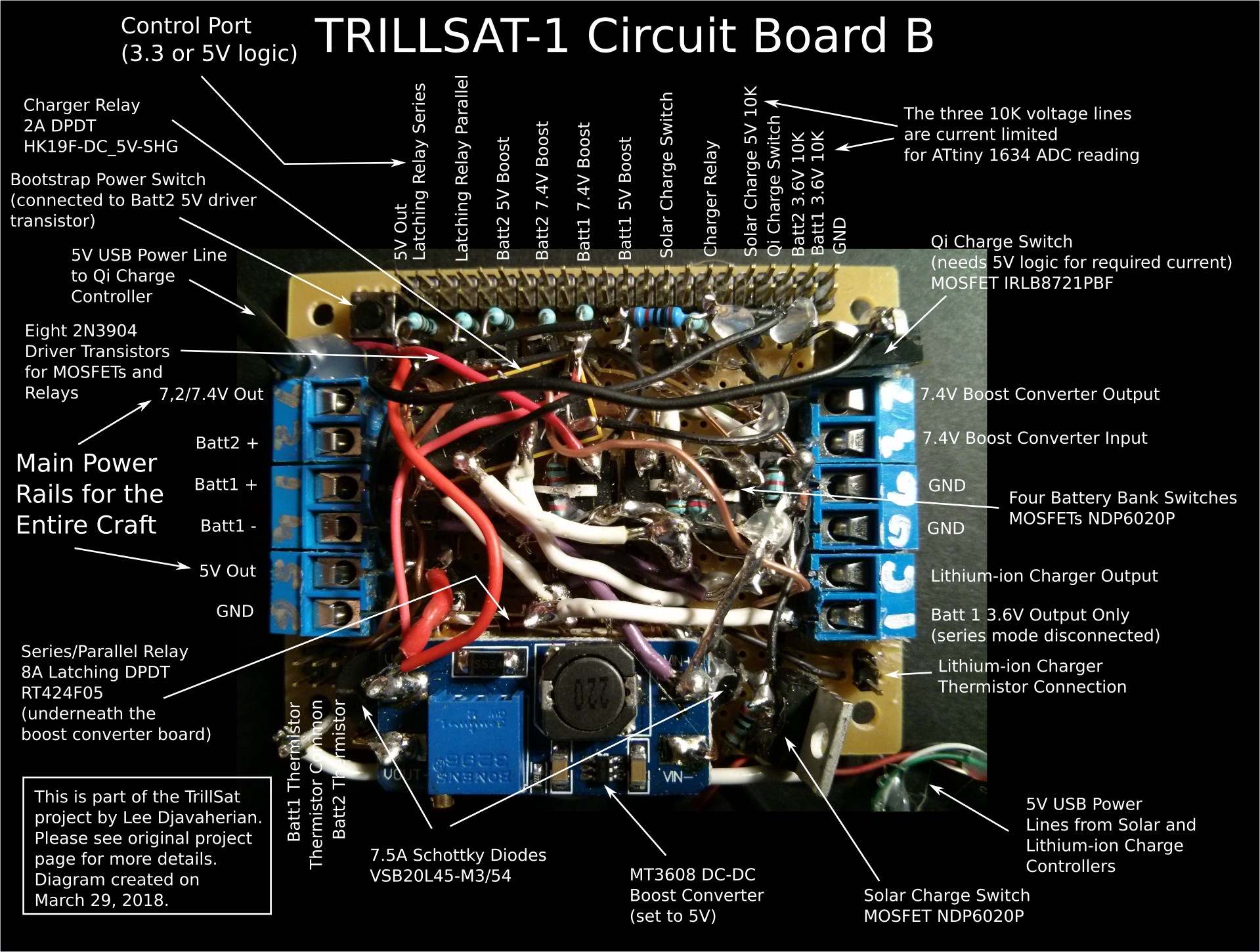 Trillsat Derby Finish Line Detector By Lm339 Circuit Board C